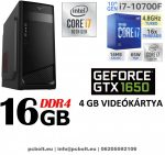 Gamer PC: Intel Core i7 4790CPU+GTX 750Ti 2GB vga+16GB DDR3 RAM