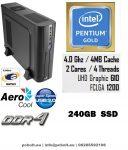Vékony PC: Intel Celeron 2.8Ghz 2magos CPU+4GB DDR4 RAM+120GB SSD