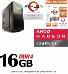 Gamer PC: AMD Ryzen 1200  4 magos CPU+ Nvidia GT 1030 2GB VGA+8GB DDR4 RAM