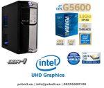 Asztali PC: Intel Pentium GOLD G5400 CPU+4GB DDR4 RAM+1TB HDD