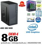 Premium PC:Intel Core i5 6 magos CPU+ 240 GB SSD+8GB DDR4 RAM