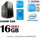 Premium PC: Intel Core i7 6 magos CPU+ 120 GB SSD+1TB HDD+16GB DDR4 RAM