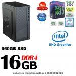 Premium PC:Intel Core i5 6 magos CPU+ 240 GB SSD+16GB DDR4 RAM