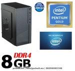 Komplett számítógép: AMD X2 A4-6300 FM2 3,7GHz 2 magos CPU