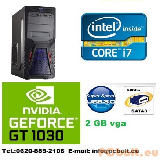 Gamer PC: Intel Core i5 4magos CPU+ Nvidia GT 1030 2GB VGA+4GB DDR3 RAM