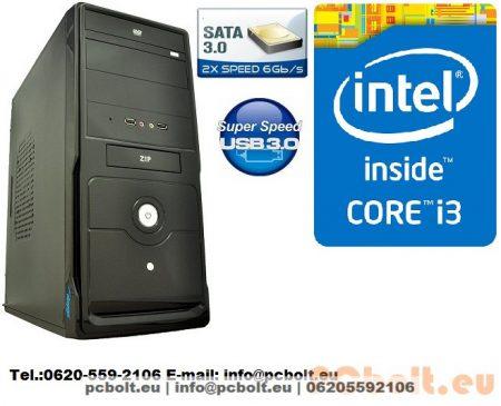 Core i3 Desktop PC 3.6Ghz+4GB DDR3 RAM