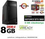 Fatal1ty Gamer PC: Intel Core i5 4magos CPU + AMD Radeon RX 470 4GB VGA + 8GB DDR4 RAM+120GB SSD