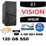 Office PC: 2 magos AMD CPU+128GB SSD+4GB RAM