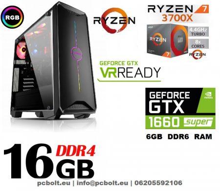Fatal1ty Gamer PC: Intel Core i7 3.7Ghz CPU+AMD Radeon RX 580 8GB VGA+16GB DDR4 RAM+120GB SSD