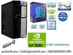 Gamer PC: Intel Core i3 CPU+ Nvidia GT 740 2GB VGA+4GB DDR4 RAM