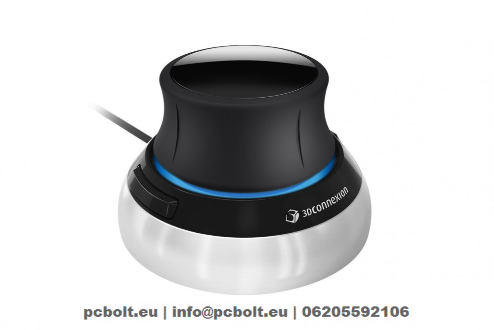 Image of 3D Connexion SpaceMouse Compact Black/Silver